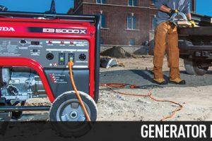 Black Friday Generator Sale