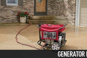 cheap home generator