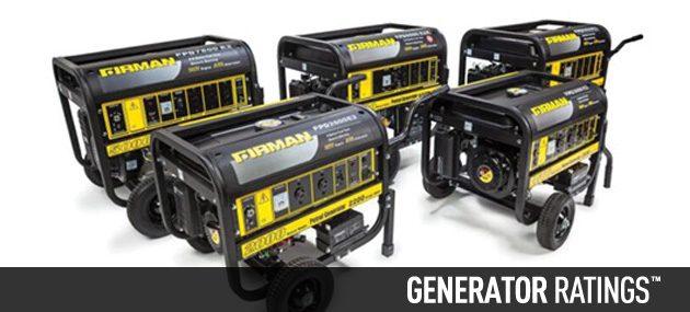quiet backup generator