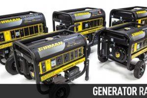 silent backup generator