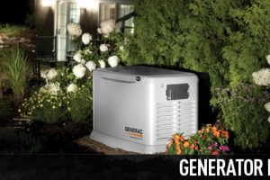 Silent Standby Generator