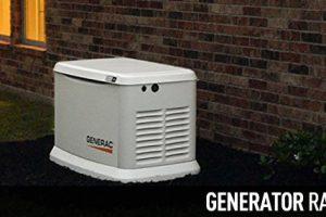 cheap standby generator